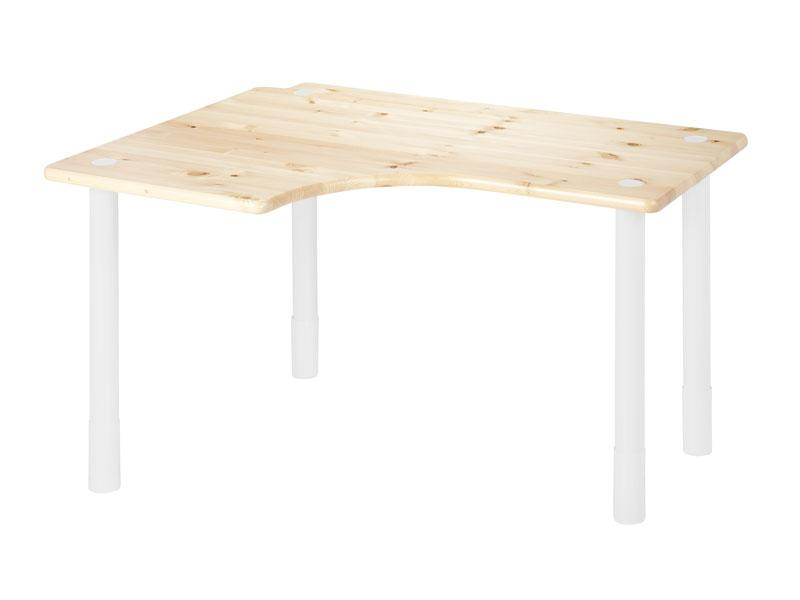 Bureau chambre enfant ado chaise mobilier flexa flexa for Bureau angle ado