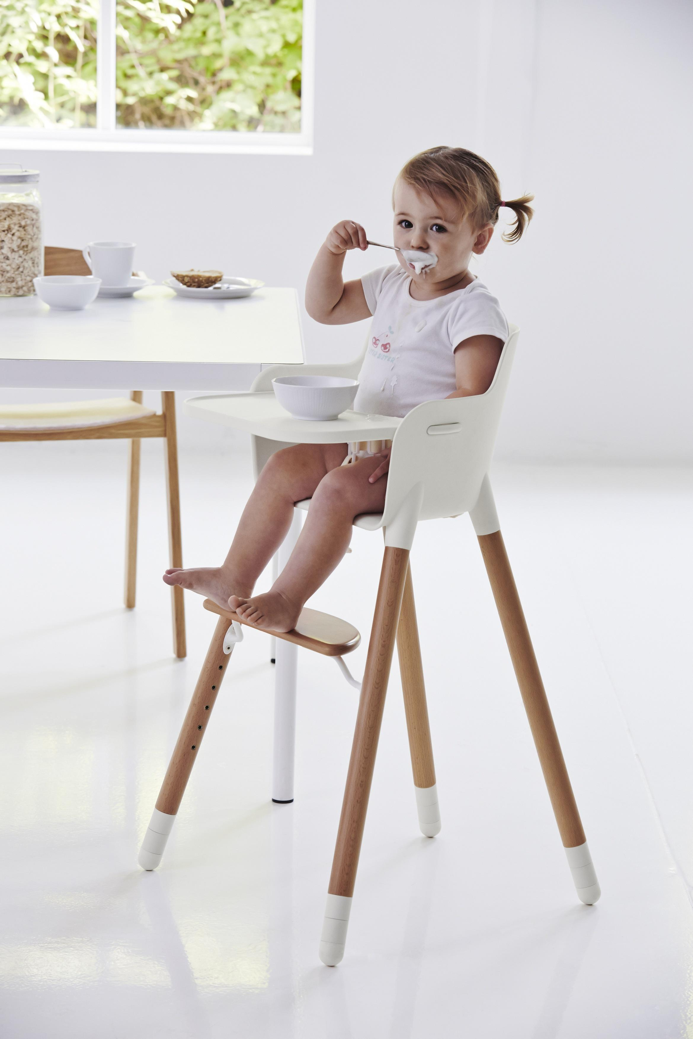 Chambre b b lits bois evolutif flexa design scandinave belgique flexa bruxelles - Chaise haute scandinave bebe ...
