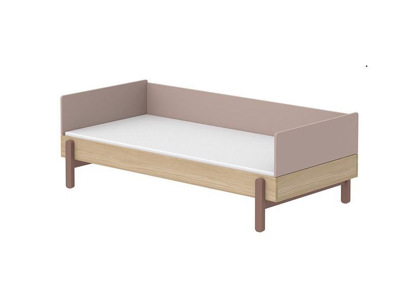 Lits volutifs flexa simple lit 1 2 pers uccle bruxelles flexa bruxelles - Tetes et pieds de lit ...