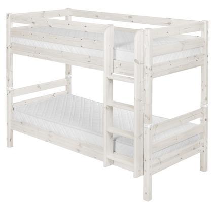 Lits enfants superpos s mezzanine meubles bois flexa - Lit superpose decale ...
