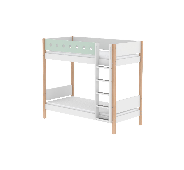 Chambres enfants meubles evolutifs flexa flexa bruxelles - Lit superpose pas haut ...